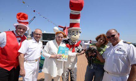 Carnival Teams Up With Dr. Seuss Enterprises