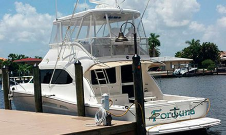 Mooring System Great For Personal Docks