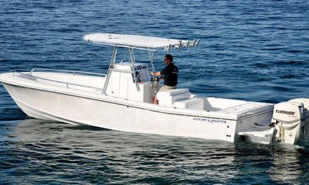 Ocean Skiffs Make The Ideal All-Around Family Boat