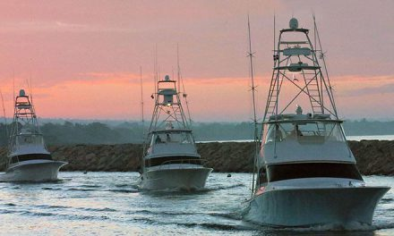 Shoe Emerges Victorious at the 2015 Casa De Campo Blue Marlin Classic