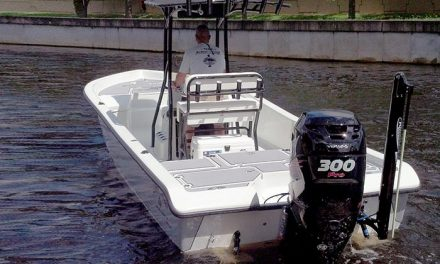 Flats To Offshore – Center Console Does It Al