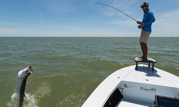 Maverick Boat Group Sponsors Tarpon Acoustic Tagging Program
