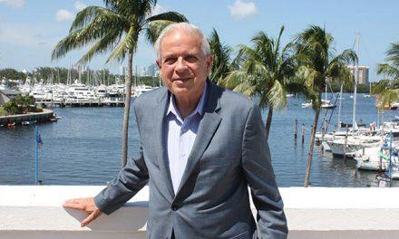 «Miami es mar, es agua», expresa Tomás Regalado, Alcalde de la Ciudad de Miami