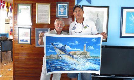 Jorge Yuvero Tournament Winning Fishing Captain and Accomplished Marine Artist