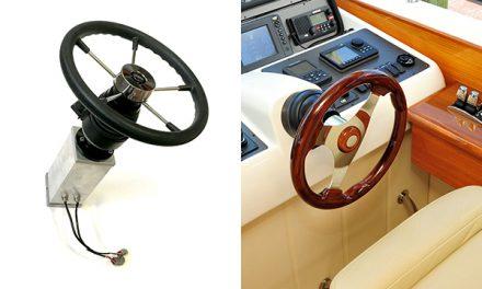 Twin Disc Redefines Marine Power Steering