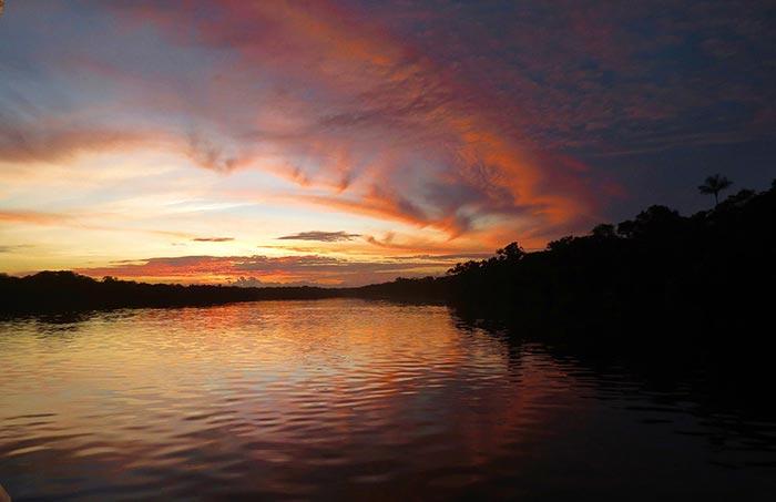 An Amazonian Adventure on the Mother Ship Kalua
