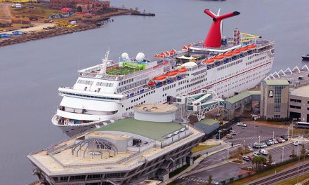 Carnival Fantasy Arrives At Mobile, Ala.,  Kicks Off Four- And Five-Day Cruise Schedule  From Alabama Cruise Terminal