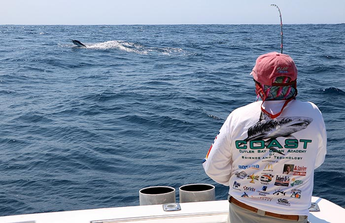 The Quest for the Billfish Royal Slam on Fly