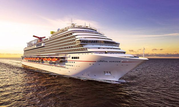 Carnival Horizon's 2018 Inaugural Schedule To Include Series Of Four-Day Cruises From New York To Bermuda