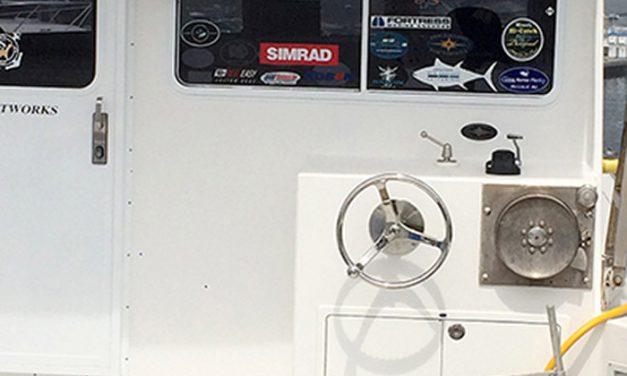 Fortress Anchor Chosen For The F/V Tuna.Com