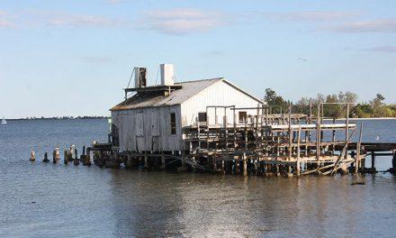Antigua pescadería de Sebastian, FL