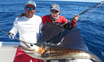 The IGFA Billfish Royal Slam on Fly