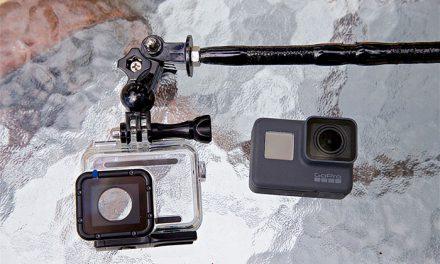 GoPro Hero Shots – on the stick!