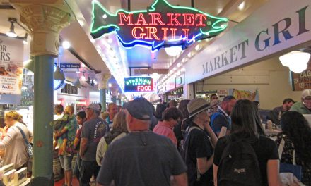 Markets of the World Seattle's Pike Place Market