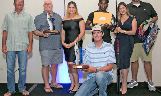 Builder's Choice Leaves The Rest In Their Wake At The 2019 6Th Annual Casa De Campo Blue Marlin Classic