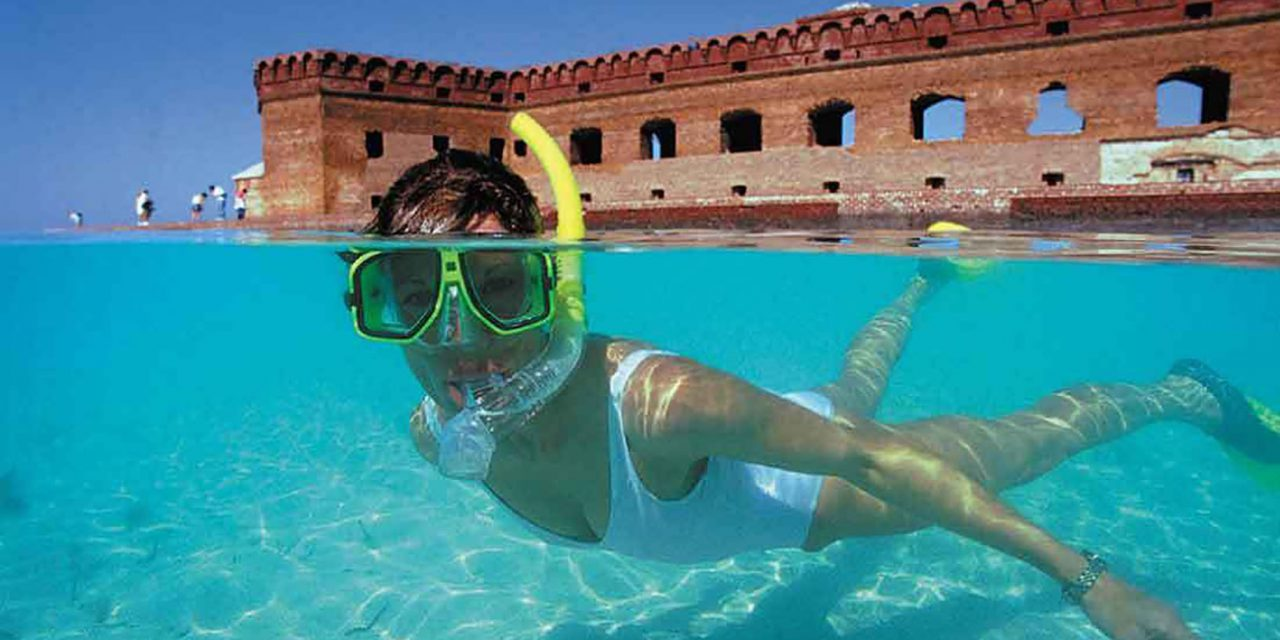 Dry Tortugas: a Florida Natural Treasure