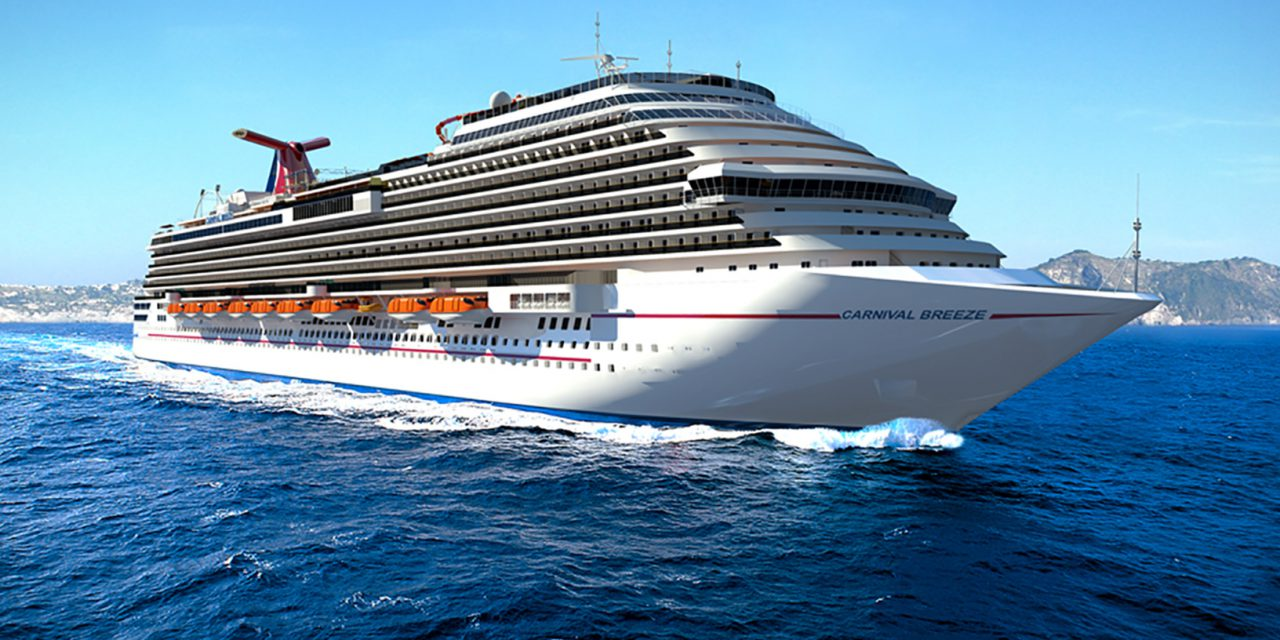 Carnival Cruise Line Extends Operational Pause Through September 30