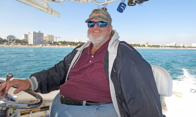Bouncer Smith Icon of South Florida Fishing Retires
