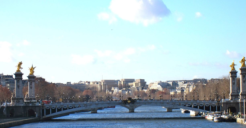 Paris, a great place to visit