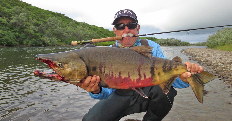 ALASKA: My Fishing Adventures