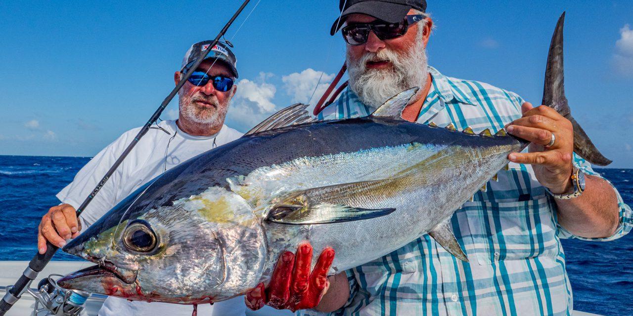 Tuna Time in Key West